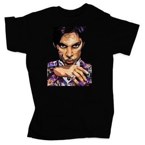 Prince art unisex t-shirt